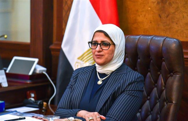 وزيرة الصحة: القوافل الطبية قدمت خدماتها العلاجية بالمجان لـ84 ألف مواطن خلال إسبوعين