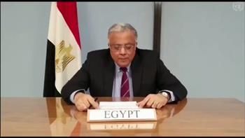 مصر تؤيد السوادان فى الأمم المتحدة