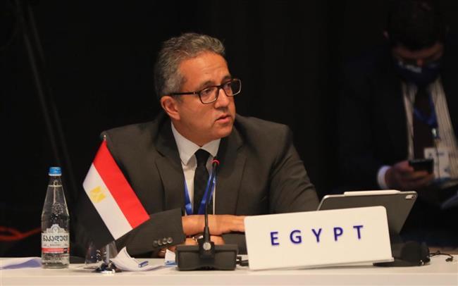 العناني: يترأس اجتماع مجلس إدارة الهيئة المصرية العامة للتنشيط السياحى