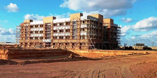 جامعة مطروح تستعيد 14فداناً لإقامة مجمع طبي