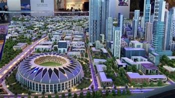 شاه شاكر: التكنولوجيا في تصميم مباني العاصمة الإدارية جعلها تنافس عالميا