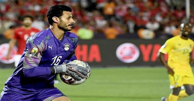 محمد الشناوى: قدمنا مباراة جيدة أمام إسبانيا