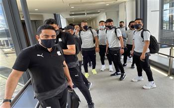 المنتخب الأولمبى يتجه إلى طوكيو غدًا استعدادًا لمواجهة البرازيل