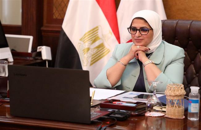 في اليوم العالمي للالتهاب الكبدي.. وزيرة الصحة تشيد بمبادرات السيسى