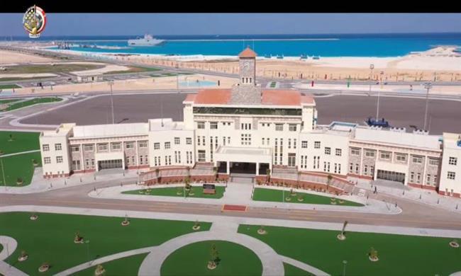 المحرصاوى يهنئ الرئيس السيسى بافتتاح قاعدة 3 يوليو البحرية