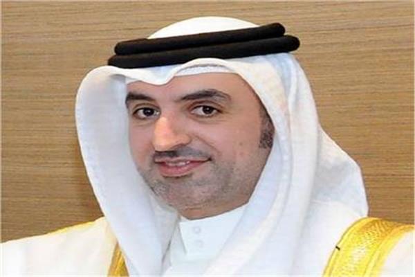 سفير البحرين فى القاهرة يهنئ الرئيس السيسى بمناسبة افتتاح قاعدة 3 يوليو البحرية