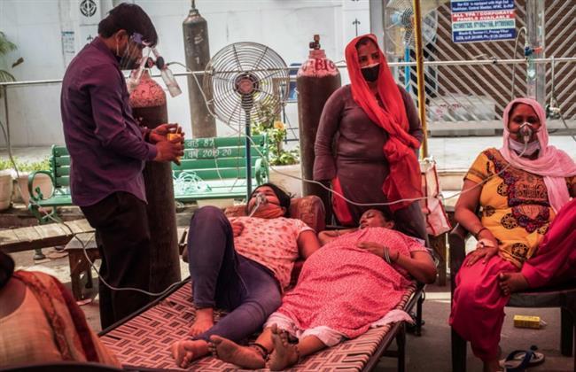 كورونا فى الهند.. تسجيل أكثر من 43 ألف إصابة جديدة
