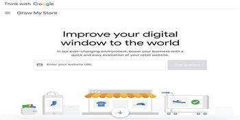 جوجل تطلق أداة Grow My Store باللغة العربية للأنشطة التجارية
