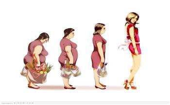 نظام غذائي لرشاقة السيدات.. تمارين رياضية وتناول 500 سعر حراري يوميا