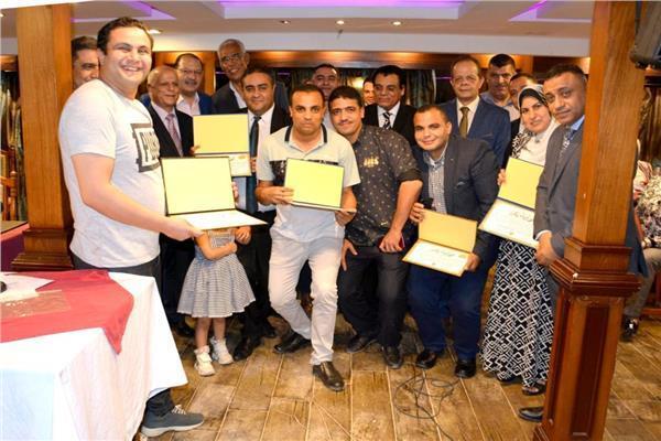 «الضرائب» تحتفل بالفائزين في المسابقة الدينية