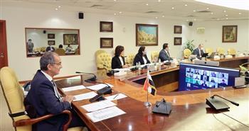 مصر تناقش استراتيجية التحول الرقمى لأفريقيا فى الصحة والزراعة والتعليم