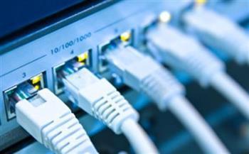 مصر تتقدم 3 مراكز في الترتيب العالمي لسرعات الإنترنت الثابت