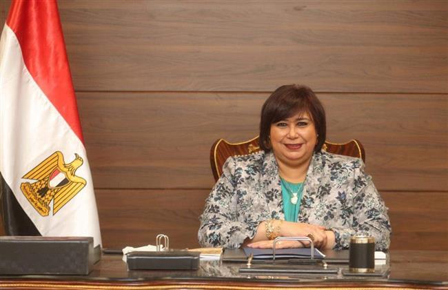 """وزيرة الثقافة تعلن المرحلة الثانية من خطة المشاركة في """"حياة كريمة"""""""