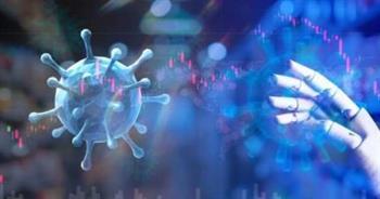 علماء يستعينون بالذكاء الاصطناعى للتنبؤ بأعراض كوفيد-19 المبكرة