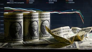 توقعات بارتفاع النمو الاقتصادي الأمريكي خلال العام الجاري إلى 7.2%