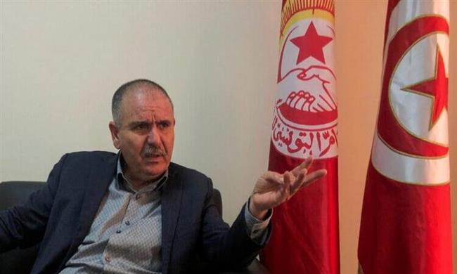 اتحاد الشغل التونسى يدعو لتشكيل حكومة مصغرة