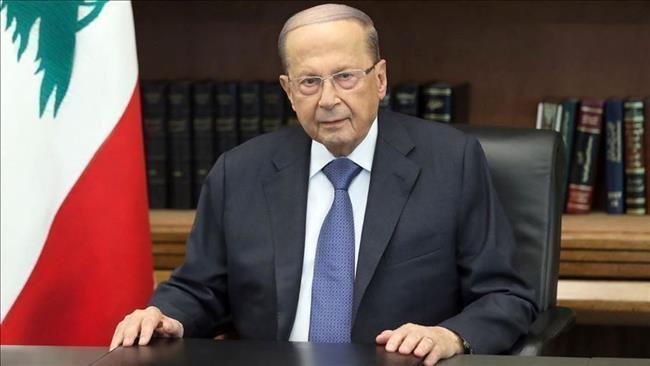 الرئيس اللبنانى: بيروت تمر بأصعب الأوقات