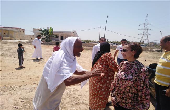 اجتماع موسع لمتابعة موقف مشروعات «حياة كريمة» بالإسكندرية