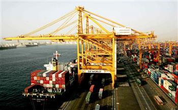 تداول 277589 طن حجم البضائع بميناء الإسكندرية