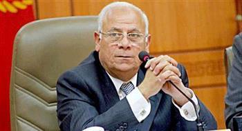 محافظ بورسعيد يبحث مع رئيس الهيئة العامة للاستثمار سبل التعاون الصناعى