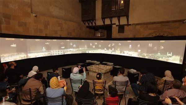عروض بانوراما التراث فى بيت السناري