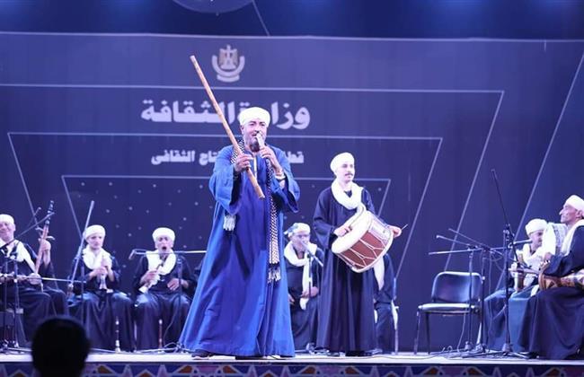 «القومية للموسيقى الشعبية» تختتم حفلاتها فى برنامج «صيف الإنتاج الثقافى» بساحة الهناجر