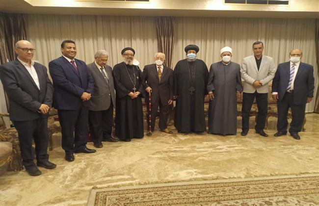 """""""العائلة المصرية"""" يحتفل بمرور عشر سنوات على تأسيسه"""