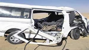 بالأسماء.. إصابة 8 أشخاص في تصادم سيارة ملاكي مع ميكروباص في قنا
