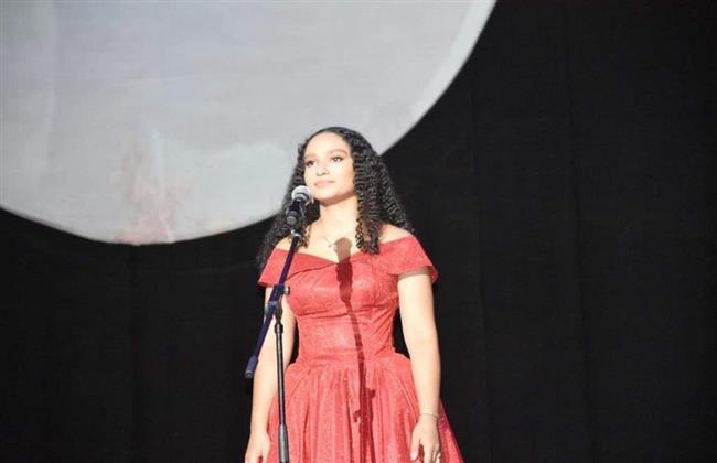 حفل لأصغر مغنية مصرية بأوبرا فينا في سيد درويش