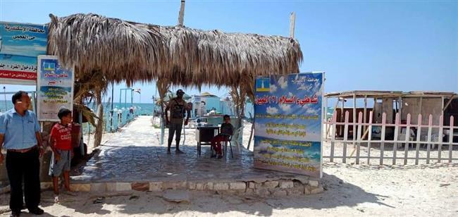 ننشر شروط المزايدات العلنية لحق استغلال بعض شواطئ الإسكندرية