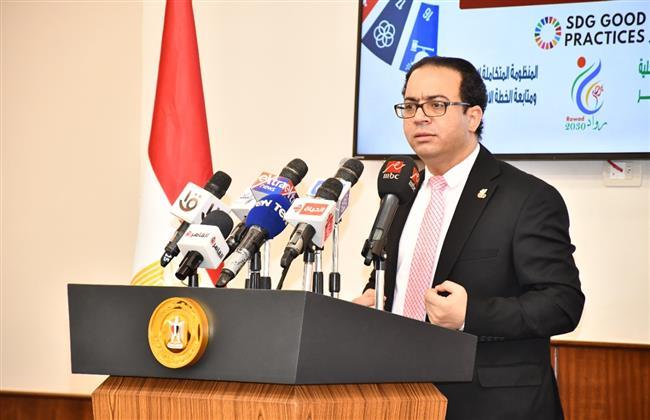 وزارة التخطيط تناقش آليات تطوير إدارة الانفاق العام على المستوى المحلي مع البنك الدولى
