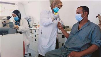 صحة المنيا تنظم قافلة طبية وعلاجية بقرية الأمل ضمن أعمال «حياة كريمة»