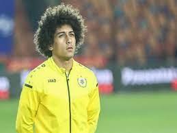 حسين السيد لاعب الإسماعيلي يغيب عن مواجهة الأهلي بعد طرده في مباراة بيراميدز