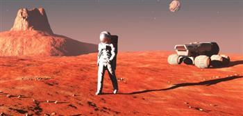 علماء من جامعة مانشستر يطورون خرسانة للبناء على المريخ