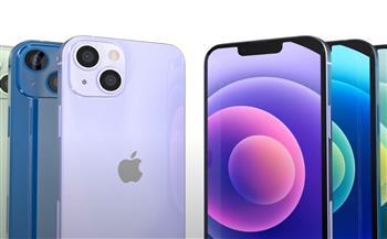 موصفات هاتف iPhone mini الجديد من أبل