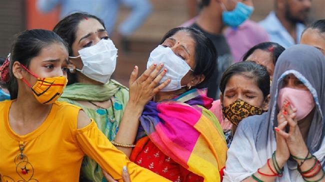 الهند تسجل أكثر من 30 ألف إصابة جديدة بـ كورونا