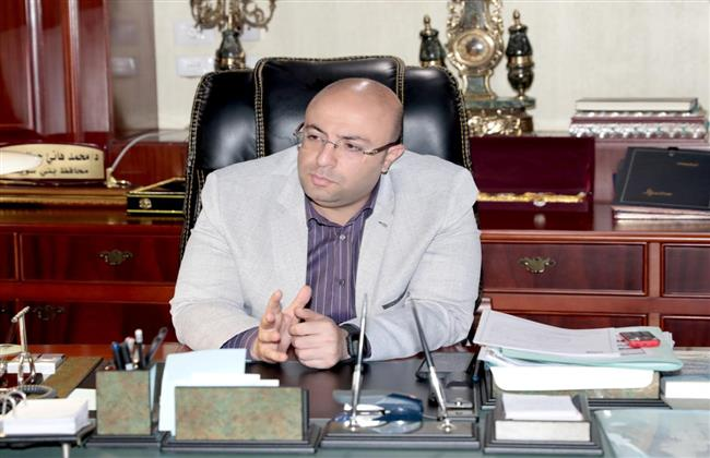 محافظ بني سويف: إزالة 46 حالة تعد على أراضى أملاك الدولة