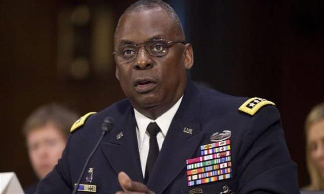 وزير الدفاع الأمريكى: نتابع ما تفعله الصين لتقويض النظام العالمى