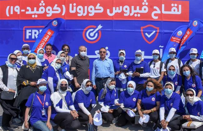 تجهيز 10 مراكز شباب و 100 عيادة بالاسكندرية لتلقي لقاحات المسافرين