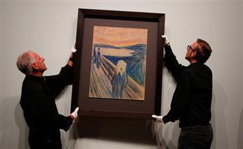 """""""أدفارد مونك"""" في مبادرة الرواد للفنانة التشكيلية دكتورة وفاء ياديس"""