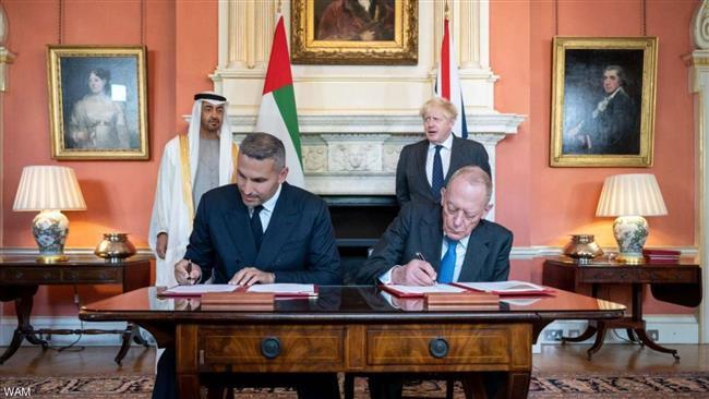 10 مليارات جنيه إسترليني حجم استثمارات الإمارات في بريطانيا