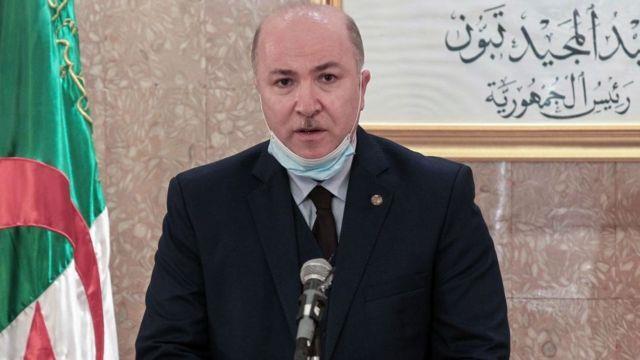 رئيس الحكومة الجزائرية: استعادة الثقة ومكافحة الفساد على رأس الأولويات