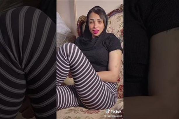 الحبس 3 سنوات لـ «كائن الهوهوز» وصديقها بتهمة نشر الفسق