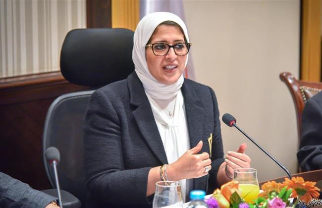 """وزيرة الصحة: تسجيل 23 ألف مواطن لتلقي اللقاح بحملة """"معًا نطمئن"""""""