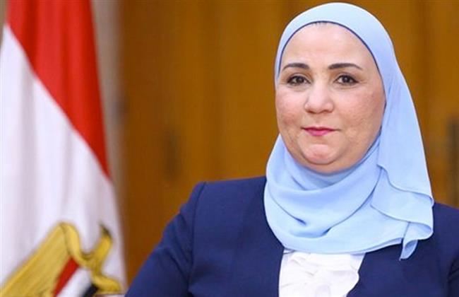 وزيرة التضامن تعلن بدء تنفيذ المبادرة الرئاسية «تتلف في حرير»
