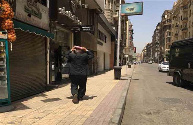 الأرصاد: غدا طقس مائل للحرارة نهارا لطيف ليلا.. والعظمى في القاهرة 30