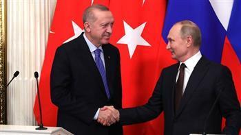الكرملين: بوتين سيبحث مع أردوغان الوضع في إدلب