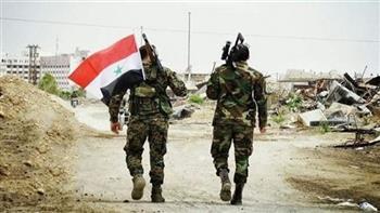 انتشار وحدات من الجيش السوري بريف درعا الغربي