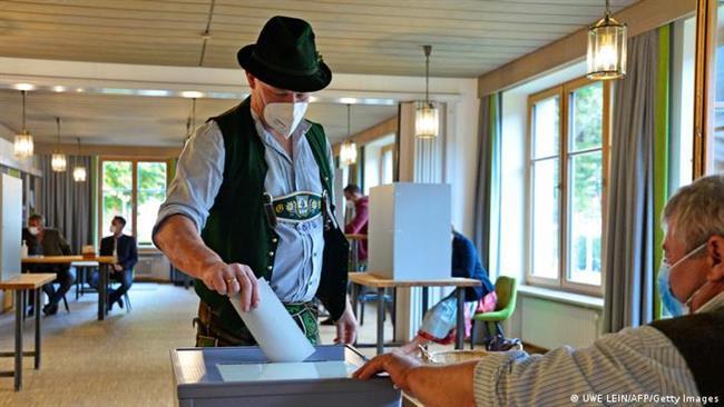 تقدم «الديمقراطيين الاشتراكيين» في الانتخابات البرلمانية الألمانية