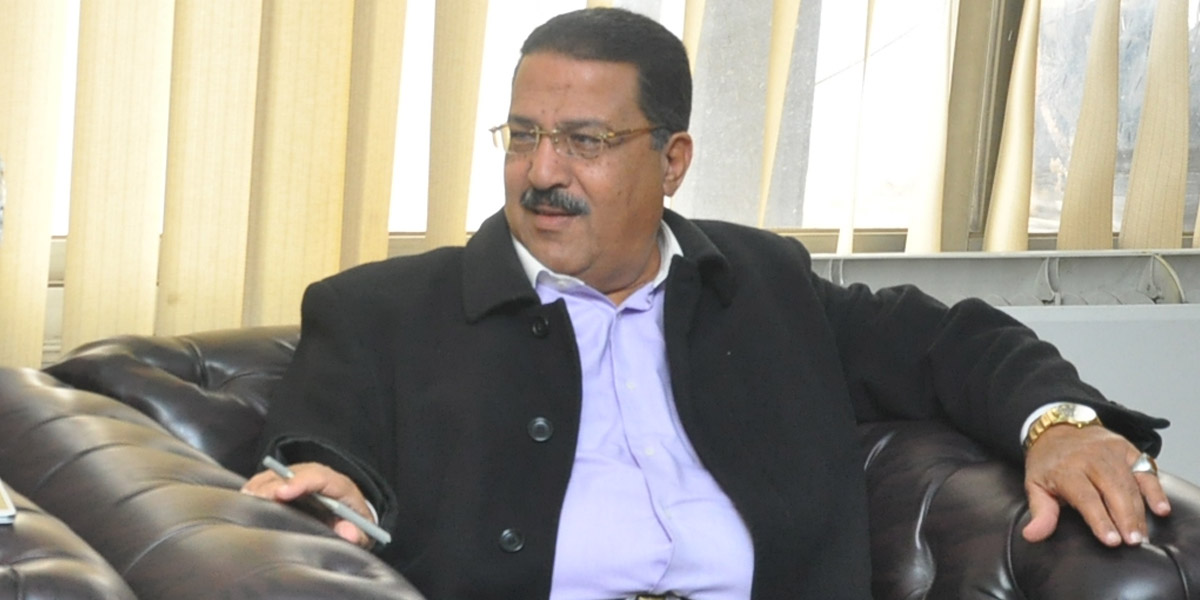 سعيد عبده بعد فوزه بعضوية اتحاد الناشرين: أتمنى أن يكون هناك تناغم بين أعضاء الاتحاد الجدد